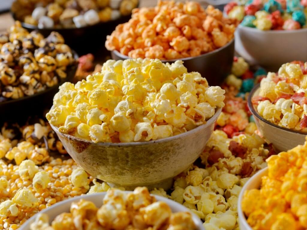 Can Dogs Eat Popcorn Chicken, Smartfood Popcorn, And Caramel Popcorn?